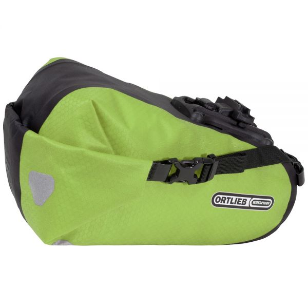 Ortlieb Saddle-Bag Two 4,1l, Vihreä