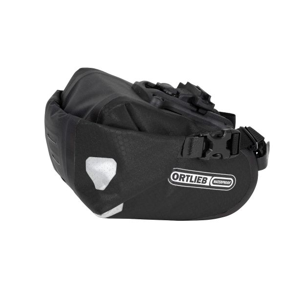 Ortlieb Saddle-Bag Two 4,1l, Musta
